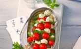 Tomaten Mozzarella Spieße