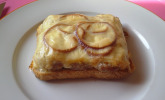Bratwurst - Toast