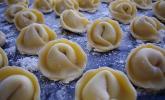 Tortellini di Ricotta e formaggi