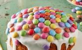Smarties - Kuchen