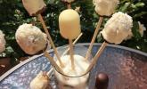Kokos-Dickmann-Cake Pop
