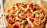 Schnelle Pizzaschnecken
