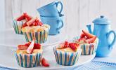 Erdbeer - Muffins