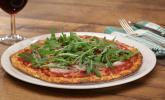 Blumenkohl Pizzaboden