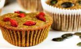 Kurkuma Ingwer Muffins