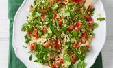 Petersilie-Minz-Salat: So frisch, so gut!