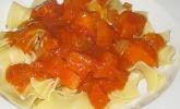 Kürbis-Pasta