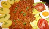 Kartoffel Bolognese