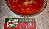 Schnelles Mais-Chili mit Sojawürfeln oder Sojagranulat