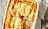 Cannelloni mit Hähnchen-Pilz-Füllung