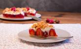 Erdbeerstreuselkuchen