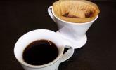 Kaffee portionsweise einschütten