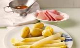 Platz 10: Spargel aus dem Ofen-ideal für Gäste