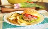Bio-Jackfruit Burger-Patties