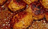 Frikadellen (mit Tomatenmark)