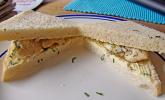 Huhn - Kräuter - Sandwiches