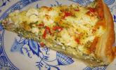 Blätterteig - Tomaten - Zucchini - Tarte