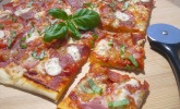 Leckeres Pizza - Blech