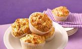 Herzhafte Muffins mit Speck