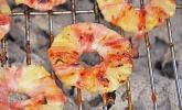 Ananas-Speck-Ringe
