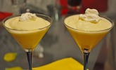 Ananas-Weincreme
