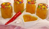 Ananas-Chili-Marmelade