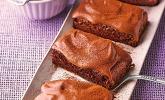 Schokoladenkuchen mit cremiger Ganache