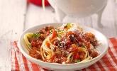 Platz 6: Die echte Sauce Bolognese