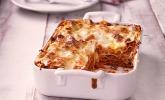 Platz 11: Lasagne