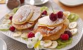 Platz 23: Amerikanische Pancakes
