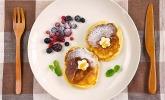 Platz 28: Pfannenkuchen / Pfannkuchen / Pfannekuchen / Eierkuchen