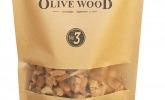 Räucherchips aus Olivenholz