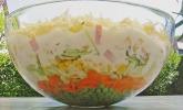 Schichtsalat auf Kersins Art