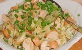 Rixdorfer Bockwurstsalat