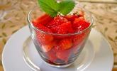 Balsamico - Erdbeeren