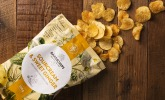 Köstliche Chips mit Sourcream und Sweet Ginger