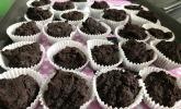 Süße Bohnen-Brownies