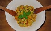 Illes warmer Zucchini-Kartoffelsalat