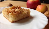 Platz 13: Apfelkuchen mit Streuseln vom Blech