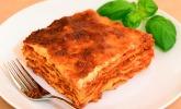 Platz 7: Lasagne