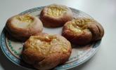 Fructose- und laktosefreie Puddingteilchen