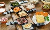 Platz 03: Raclette