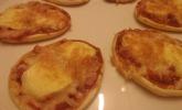 Platz 21: Raclette-Pizza