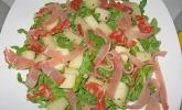 Spargel-Rucola Salat