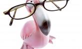 Flamingo Brillenhalter