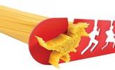 Spaghetti-Maß T-Rex