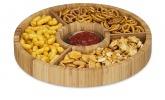 Bambus Snackteller