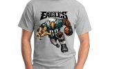 T Shirt Philadelphia Eagles