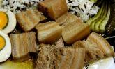 Vietnamesischer Schweinebauchschmortopf (Nuoc Thiet Kho)