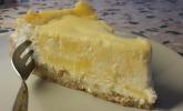Cheesecake mit Lemon Curd Füllung